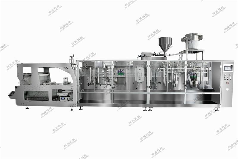 上海骅呈固体饮料包装机,固体饮料罐装机,液体袋装机